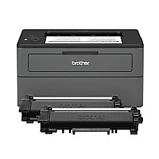 Brother Compact Wireless Monochrome Laser Printer
