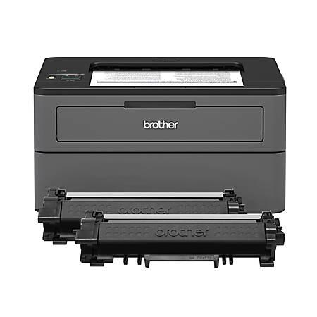 Brother Compact Wireless Monochrome Laser Printer, HL-L2370DWXL