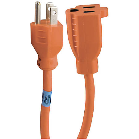 GE 51924 Power Extension Cable - 13A - 25ft