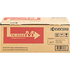 Kyocera TK 5162M Original Toner Cartridge