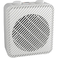 Lorell Indoor Electric Thermo Heater White