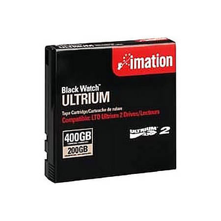 Imation Ultrium LTO2 Data Cartridge-200/400GB