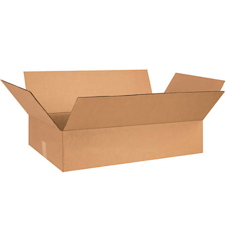 Office Depot Brand Corrugated Boxes 6 H X 18 W X 28 D