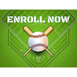 Customizable Yard Sign Enroll Now For