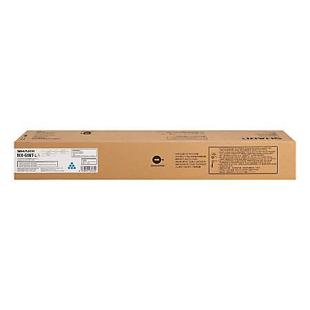 Sharp® MX-61NT High-Yield Cyan Toner Cartridge