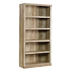Sauder Select Bookcase 5 Shelf Lintel