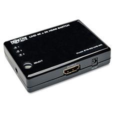 Tripp Lite 3 Port HDMI Mini