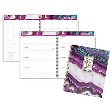 AT A GLANCE Agate WeeklyMonthly Planner