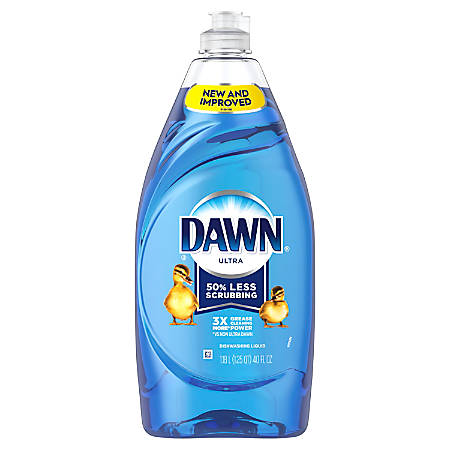 Dawn® Ultra Dishwashing Soap, Original Scent, 40 Oz