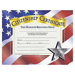 Flipside Citizenship Certificate 11 x 850