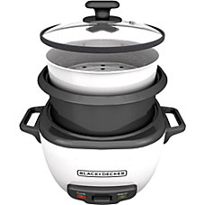 Black Decker 16 Cup Rice Cooker
