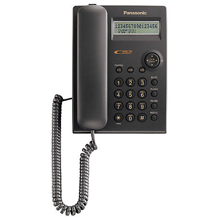 Panasonic KX-TSC11B Integrated Telephone System in Black