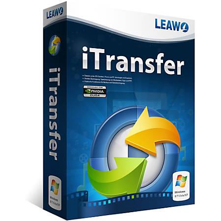 Leawo iTransfer, Download Version