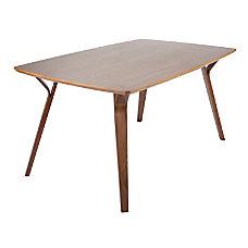 LumiSource Folia Dining Table 30 34