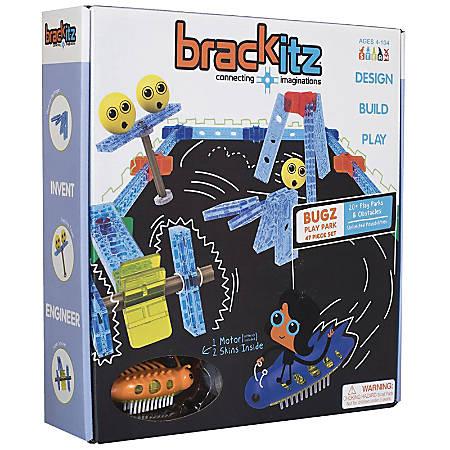 Brackitz Bugz Playpark Building Toy Set, 47 Pieces