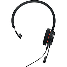 Jabra Evolve 20 UC Mono Wired
