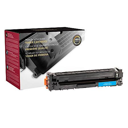Clover Imaging Group 200919P (HP 201X / CF401X) High-Yield Remanufactured Cyan Toner Cartridge