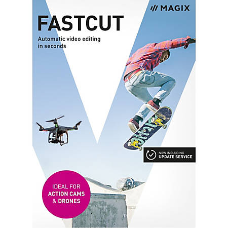 MAGIX Fastcut 3, Download Version