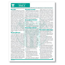 ComplyRight FMLA Fact Sheets 8 12