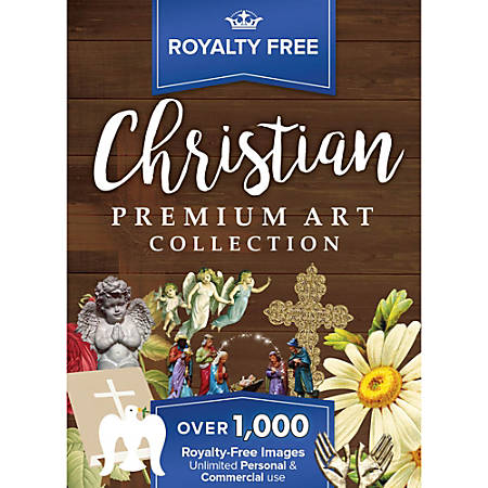 Royalty Free Premium Christian Images, Download Version