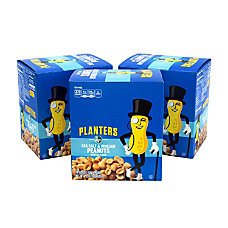 Planters Sea Salt And Vinegar Peanuts