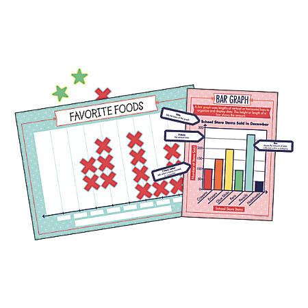 Carson-Dellosa Graph It! Bulletin Board Set, Multicolor, Grades 1 - 5