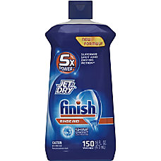 Finish Large Jet Dry Rinse Aid