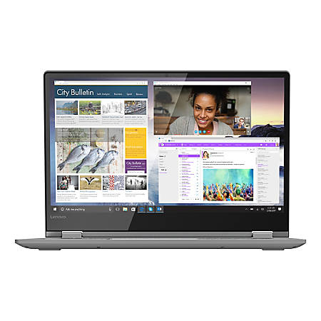 "Lenovo™ IdeaPad Flex 6 2-in-1 Laptop, 14"" Touchscreen, Intel® Core™ i7, 16 GB Memory, 256 GB Solid State Drive, Windows® 10 Home"
