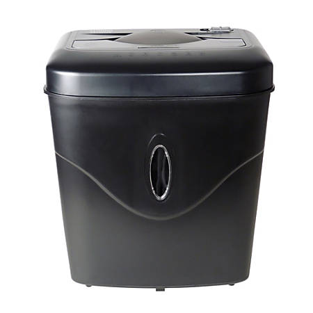 Aurora ShredSafe 10 Sheet Cross-Cut Shredder, AU1050XE
