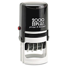 Cosco Self Inking Dated Phrase Stamp