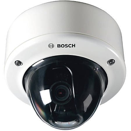 Bosch FlexiDomeHD NIN-932-V03IPS Network Camera - 1920 x 1080 - 3x Optical - CMOS - Fast Ethernet - Surface Mount, Wall Mount, Corner Mount, Ceiling Mount