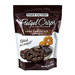 Snack Factory Dark Chocolate Crunch Pretzel