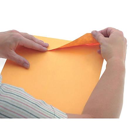 "Quality Park® Redi-Seal™ Catalog Envelopes, 7 1/2"" x 10 1/2"", Kraft, Box Of 250"