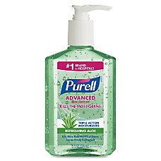 PURELL Aloe Advanced Hand Sanitizer Floral