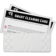Read Right Smart Cleaning Card For