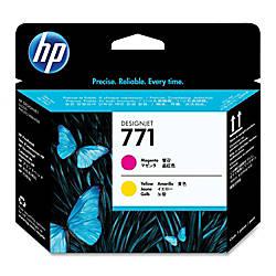 HP 771 High Yield MagentaYellow Printhead