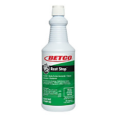 Betco Rest Stop Restroom Cleaner Citrus