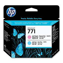 HP 771 High Yield Light CyanLight