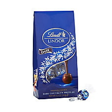 Lindor Chocolate Truffles Dark Chocolate 85