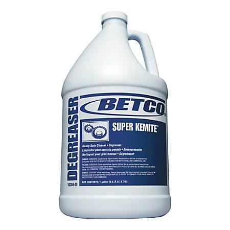Betco® Super Kemite® Degreaser, Cherry Scent, 148 Oz, Pack Of 4