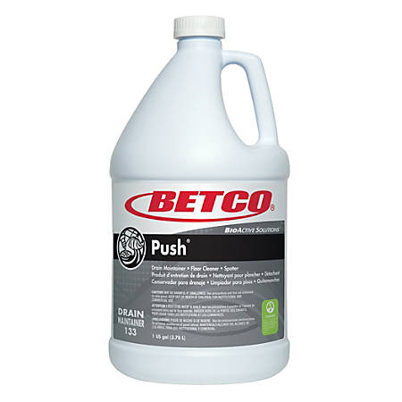 Betco® BioActive Solutions™ Push®, 1 Gallon, Pack Of 4
