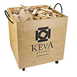 KEVA Maple 1000 Plank Set With