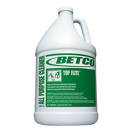 Betco® Top Flite™ All-Purpose Cleaner, 128 Oz, Case Of 4