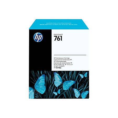 HP 761 Maintenance Cartridge - Inkjet