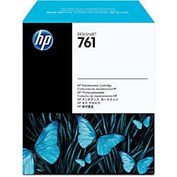 HP 761 Maintenance Cartridge Inkjet