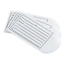 Medline Medication Envelopes 3 12 x
