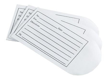 Medline Medication Envelopes, 3 1/2
