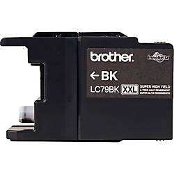 Brother Super High Yield S1LC79BK Black