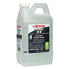 Betco Green Earth Peroxide Cleaner Fresh