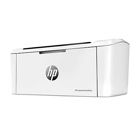 HP LaserJet Pro M15w Wireless Monochrome Laser Printer, W2G51A